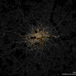 Mapping Taxi Routes in London