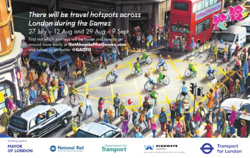 London 2012: Using Fear to Tame Transportation Demand